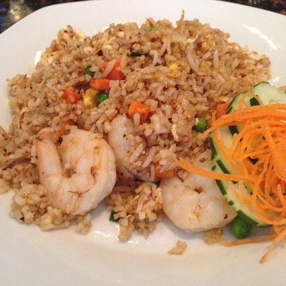 Shrimp Fried Rice @ Lime Leaf