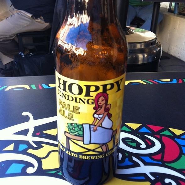 Hoppy Ending Beer @ Coupa Cafe