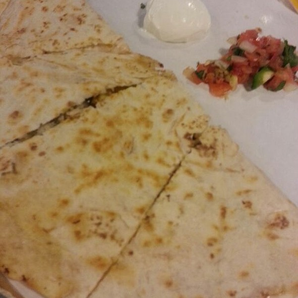 Quesadilla @ Fuzzy's Taco Shop