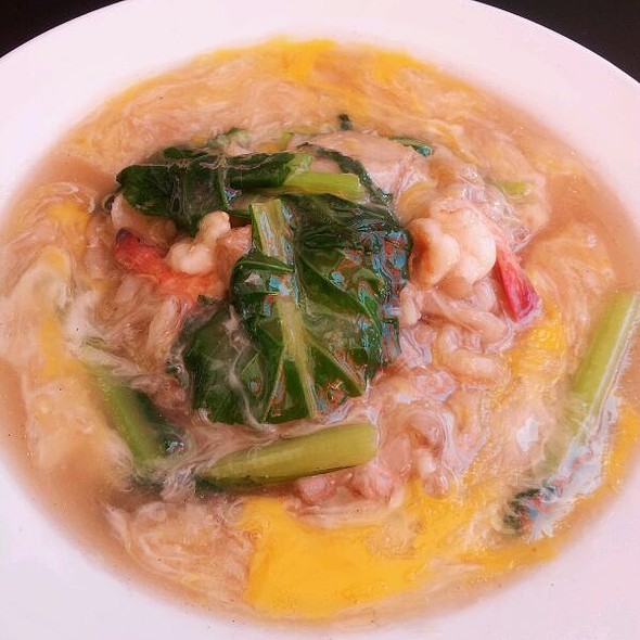 Seafood Wantan Hor