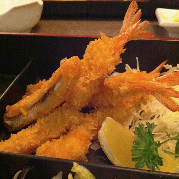 Tempura - Mikado Japanese Cuisine - Southside, Edmonton, AB