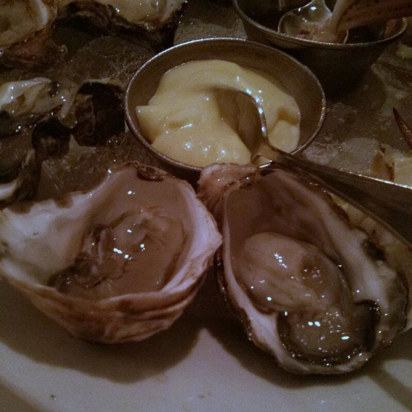 Church Point Oysters