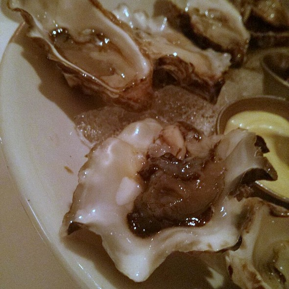 Sisters Point Oysters