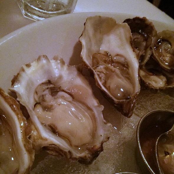Reach Island Oysters