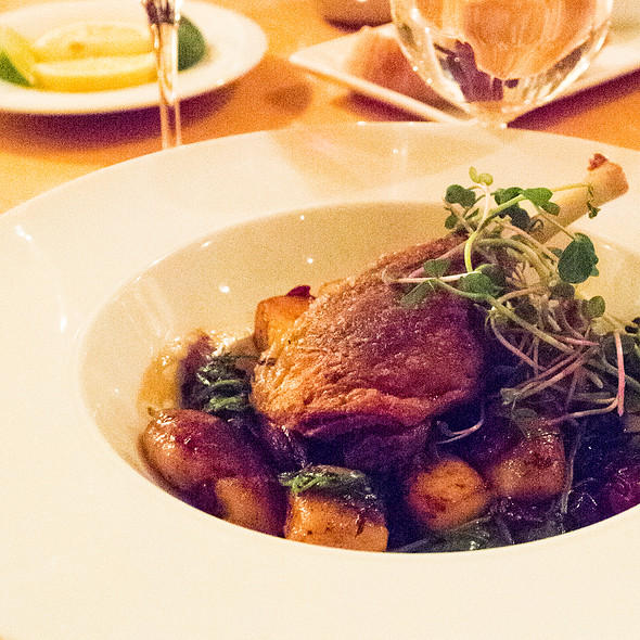 Crispy Duck Leg Confit - Zees Grill, Niagara-on-the-Lake, ON