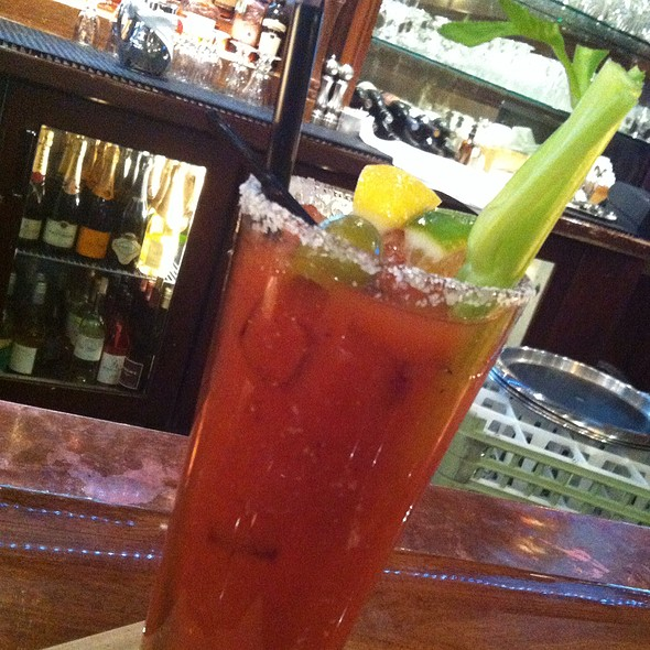 Bloody Mary - Red Star, Portland, OR