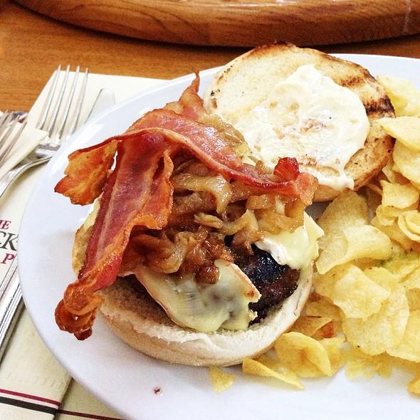 Burger - The Black Horse Tavern, Mendham, NJ