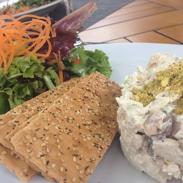 Chicken Salad - Blue Fire Grill at Omni La Costa Resort & Spa, Carlsbad, CA