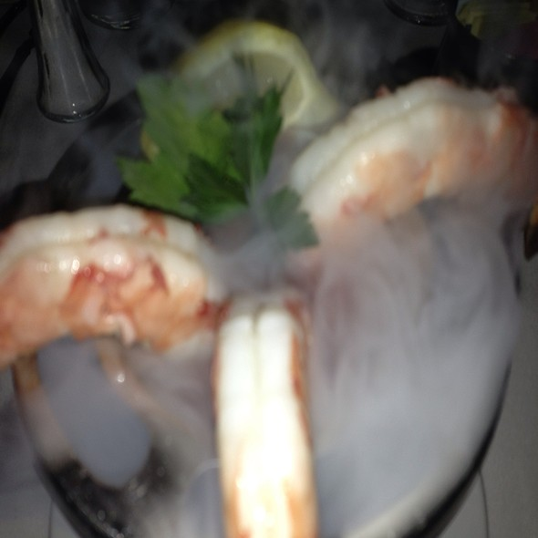 Shrimp Cocktail @ Ocean Prime