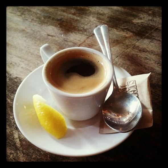 Ristretto Double Espresso  - London Grill, Philadelphia, PA