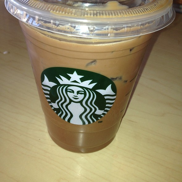 Iced Mocha @ Starbucks
