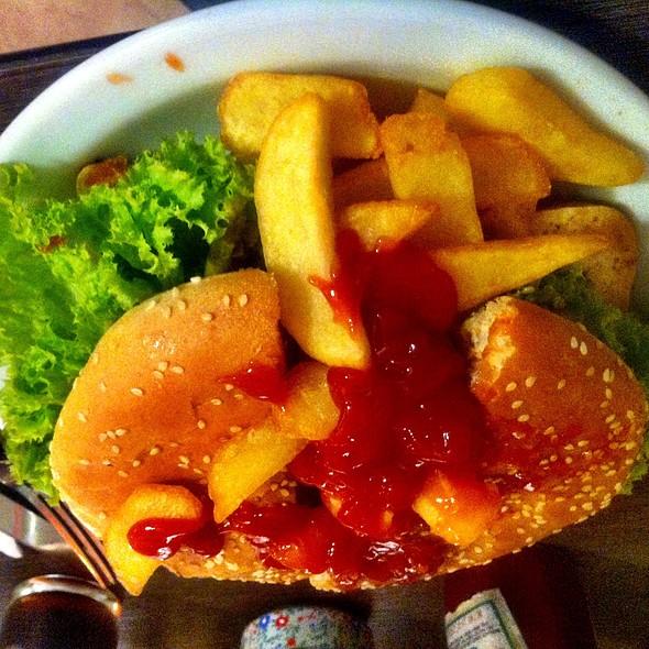 Chivito Vegetariano