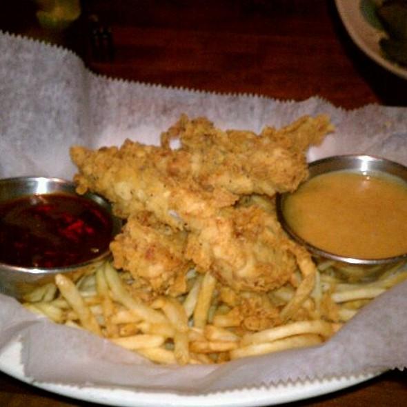 Chicken Fingers Appetizer At J. Alexanderu0027s