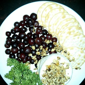 Baked Camembert Appetizer