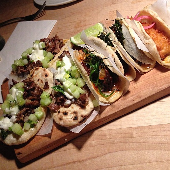 Taco time. @ Salvation Taco