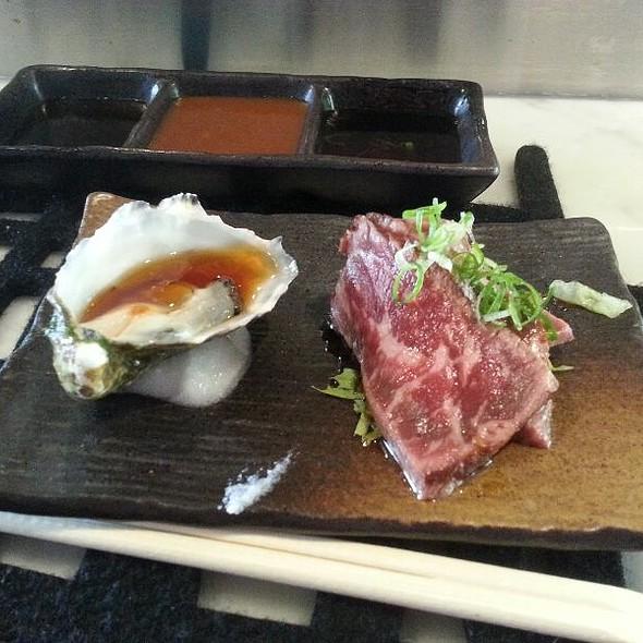 Beef Tataki @ Wharf Teppanyaki