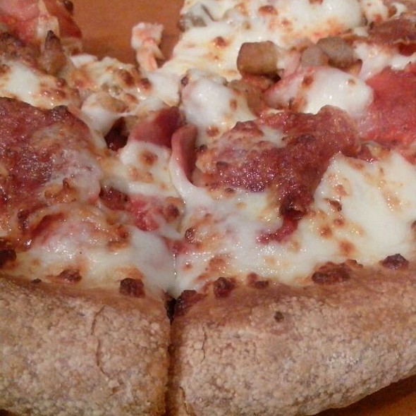 All-Meat Pizza @ Papa John's Pizza