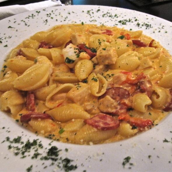 Jumbalaya W/ Pasta @ Cicero's Restaurant & Music Venue