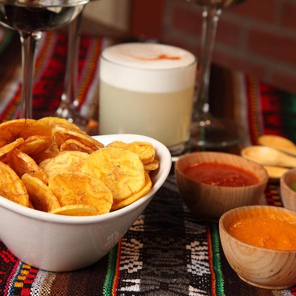 Chifles - Mango Peruvian Restaurant, St. Louis, MO