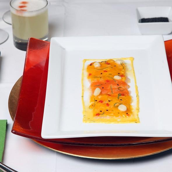 tiradito - Mango Peruvian Restaurant, St. Louis, MO