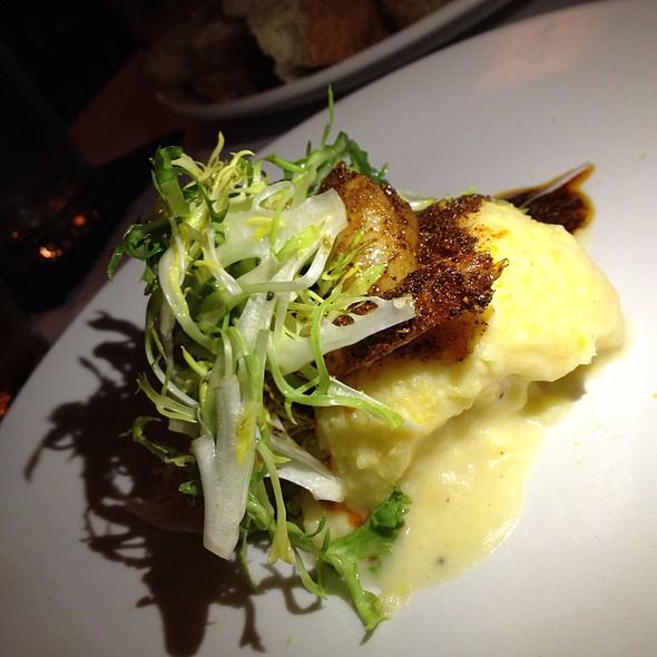 Baked Truffled Mac & Cheese - Brix Tavern, Portland, OR