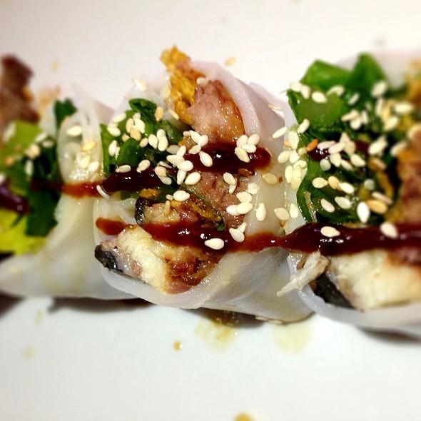 Tea-Smoked Eel @ Mission Chinese Food