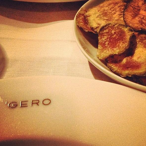 Depois de um dia trabalhoso, um merecido bom jantar. @ Restaurante Gero