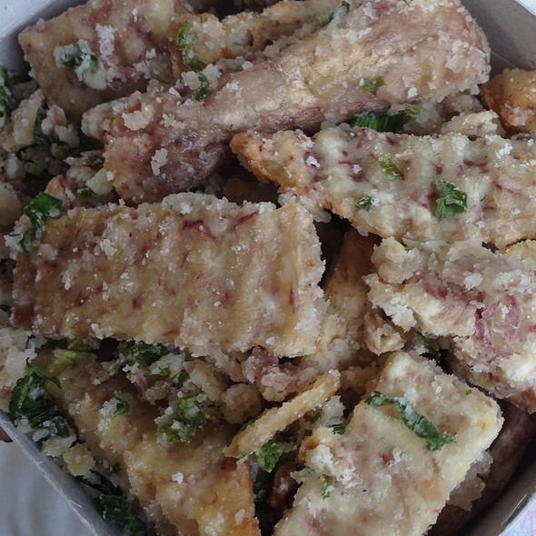Fried Taro @ เจ็งเผือกหิมะ