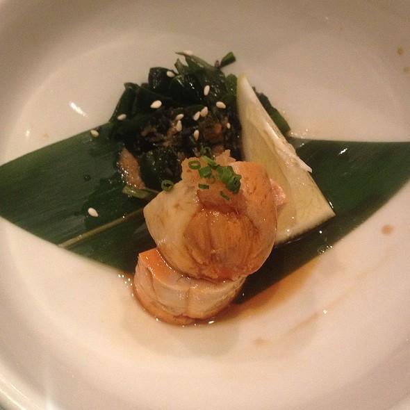 Monkfish Liver @ En Sushi