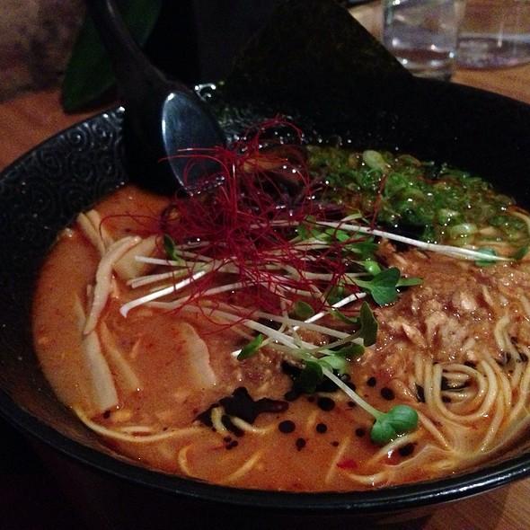 Spicy Miso Ramen @ Shoku Ramen-ya