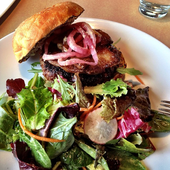Hamburger - clarklewis, Portland, OR