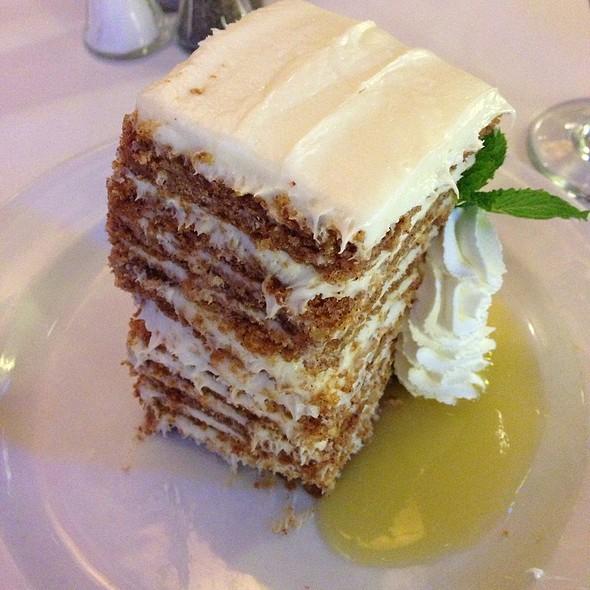Carrot Cake @ Ocean Prime