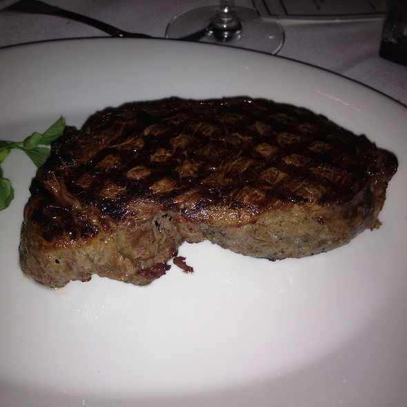 New York Strip 16 Oz - Shula's Steak House - Miami Beach, Miami Beach, FL