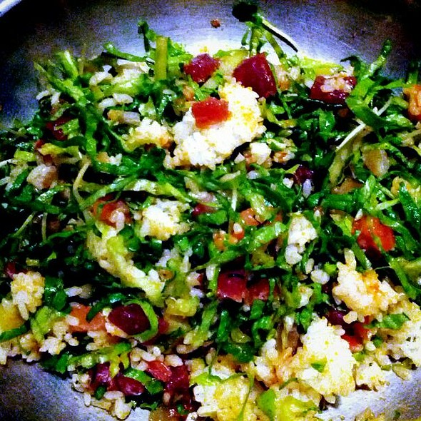 Sashimi Salad Rice Bowl @ Tokyo Japanese Restuarant