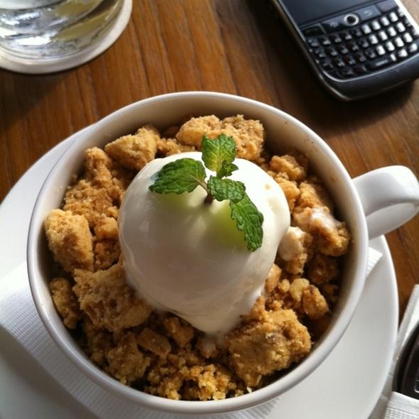 Dessert @ Potato Head Bali