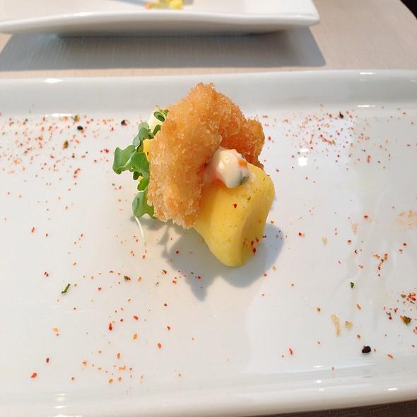 Mini Causas De Camarones @ KILLA Restaurante Peruano