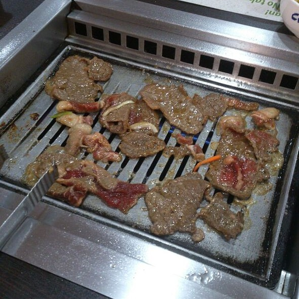 Korean Bbq Buffet @ Choice Buffet
