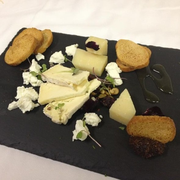 Cheese Board - Zebra's Bistro and Wine Bar, Medfield, MA