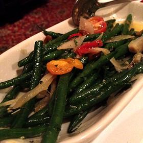 Green beans - The Capital Grille - Scottsdale, Scottsdale, AZ