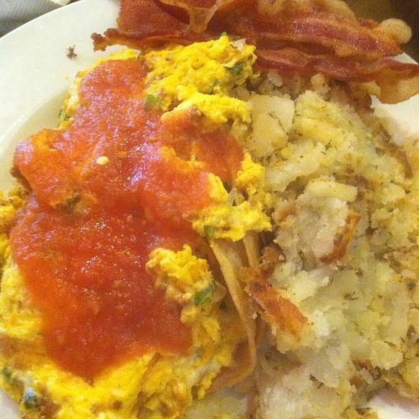 Mexican Scramble @ Eleven City Diner
