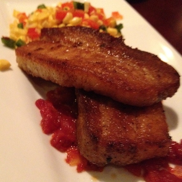 Seared Pork Belly @ Below The Radar
