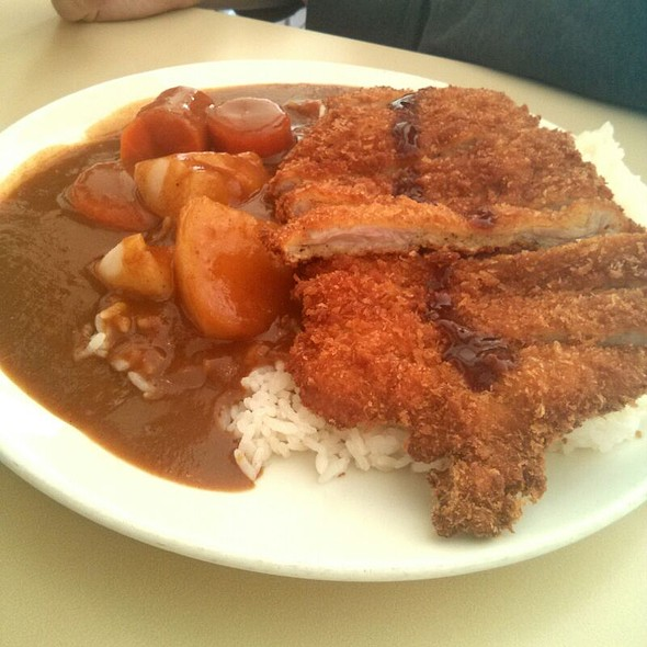 Tonkatsu  Pork Curry
