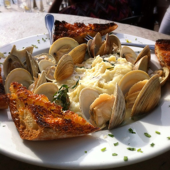 Clams - Paradise Beach Grille, Capitola, CA