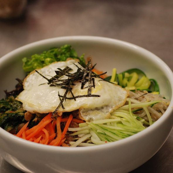 Bibimbap - Sapporo Restaurant, Westborough, MA