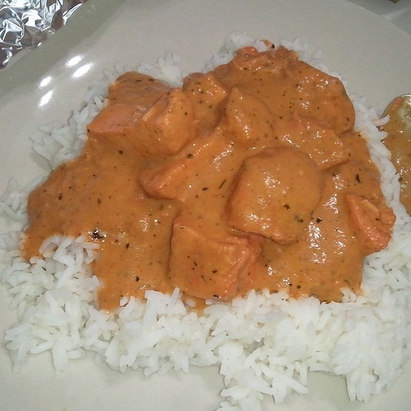 chicken tikka masala @ Swadeshi Groceries & Fast Food