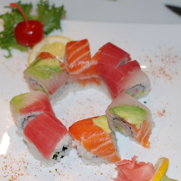 Rainbow Maki - Sapporo Restaurant, Westborough, MA