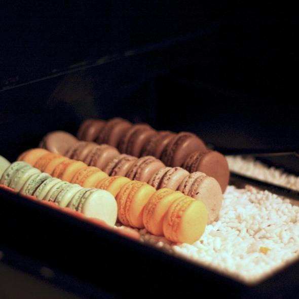 Macarons @ Sho Shaun Hergatt