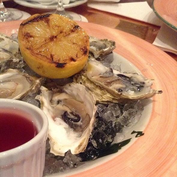 Oysters - The Rimrock - Fairmont Palliser Calgary, Calgary, AB