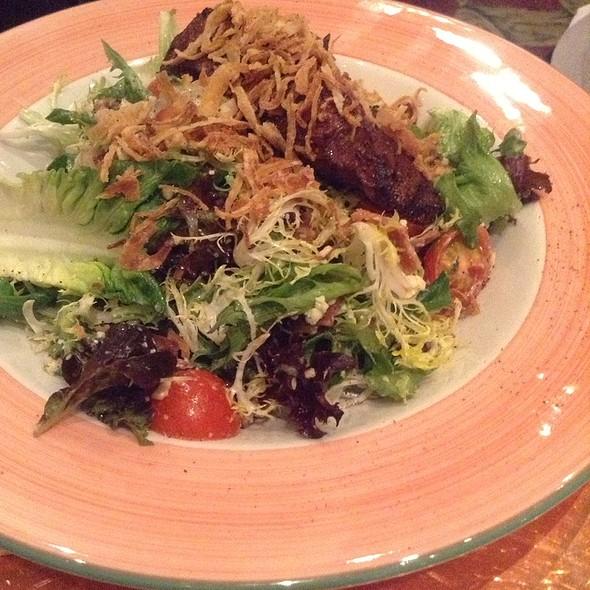 Steak And Blue Cheese Salad - The Rimrock - Fairmont Palliser Calgary, Calgary, AB