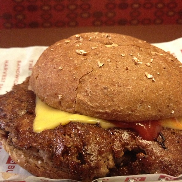 Create Your Own Smashburger @ Smashburger